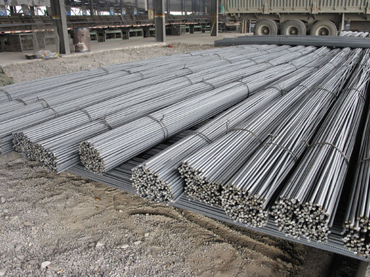 Ribbed / Thread Deformed Reinforcing Steel Bars Steel Reinforcing Rod
