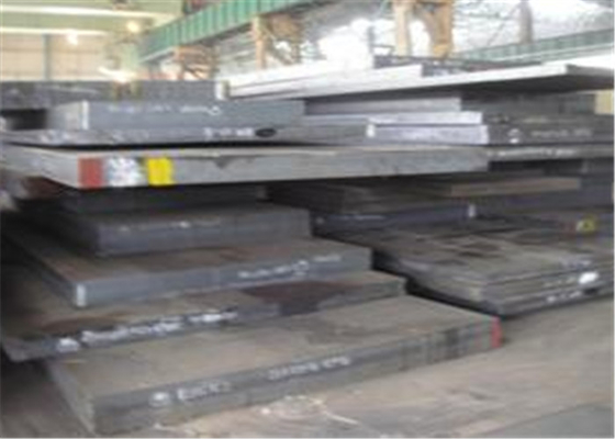 A572GR50 Q345B S355JR Low Alloy Hot Rolled Steel Plate Mill standard
