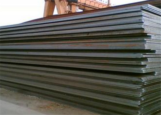 S235/S275/S355 MS Sheet , ST52 Hot Rolled Coil Steel Thickness 8mm-600mm
